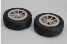 """Profiliertes Rad (Luft) (Pr) - 5"""" (125mm)"""