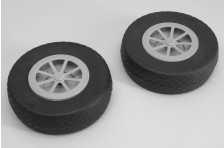 """Profiliertes Rad (Luft) (Pr) - 6"""" (150mm)"""