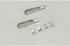 Sullivan 2mm Gabelkopf Gold (2 Stk=1VE)