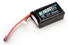 Hi-Energy 3S 3450mAh 10C Li-Fe