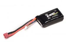 Hi-Energy 3S 1550mAh 30C HV Li-Po
