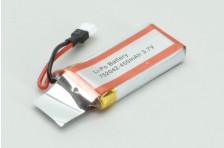 U841 Nano LiPo Akku 3,7V 450mAh