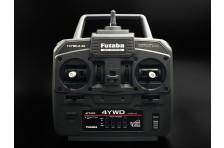 4ch (YWD) Combo 2.4G FHSS R214GFE