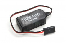 FUTABA GPS+Vario+Höh,-Sensor SBS01G