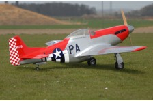 Flying Legends P-51 gebaut