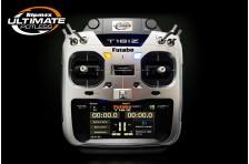 FUTABA T16IZ Potless Ultimate 2.4GHz + R7108SB + LiPo