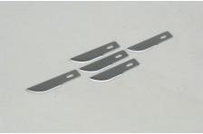B22 gerundete Klinge Nr 2-6 (5 Stk)