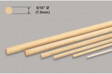 Balsa Stab - 7,9x914mm