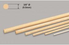 Balsa Stab - 9,5x914mm