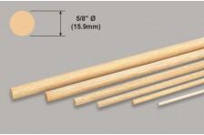 Balsa Stab - 15,9x914mm