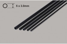 Carbon Rohr 5x3,0x750mm