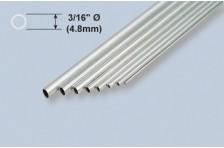 Aluminiumrohr 4,76x4,05x914mm