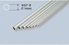 Aluminiumrohr 7,14x6,43x914mm