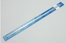 Messingstab 1,2 & 1,6 x 305mm biegbar (2 Stk)