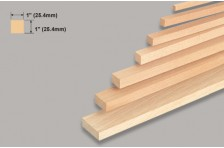 Balsa Block 25,4x25,5x914mm