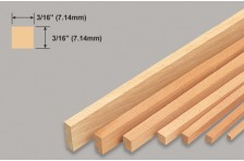 Balsa Leiste 7,14x7,14x914mm