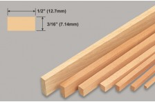 Balsa Leiste 7,14x12,7x914mm