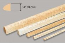 Balsa Nasenleiste 12,7x914mm