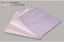 Sperrholz  0,79x305x305mm