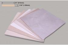 Sperrholz  1,59x305x610mm