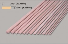 Fichtenholz  1,59x12,7x914mm