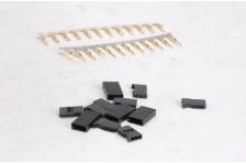 Servo Anschlussstecker Set (4 Kits)