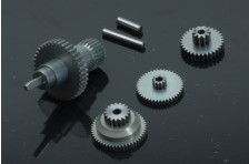 Getriebesatz - Quartz Q304 Servo