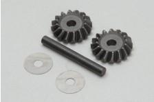 Differentialgetriebe m.Welle (1Set)