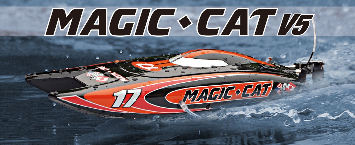 Magic Cat V5 RTR 2.4Ghz