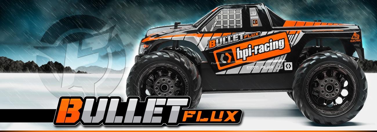HPI Bullet MT Flux