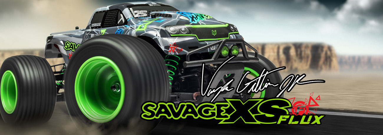 HPI Savage XS Flux VGJR