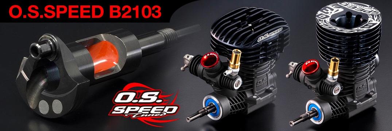 O.S. Speed B2103 Type R