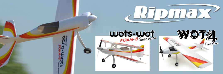 WOT4 Foam-E Mk2+ ARTF
